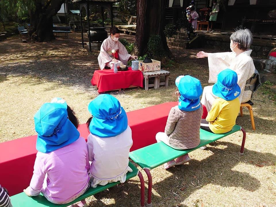花まつりお茶会2021-1